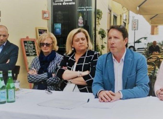 """Silvestrini """"Domenica bisogna votare Santini perché Lucca torni a contare"""""""