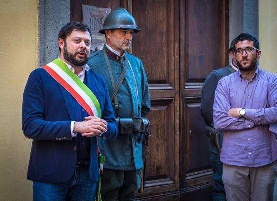 """chiusa  LA MOSTRA """"Montecarlo e la Grande Guerra"""""""
