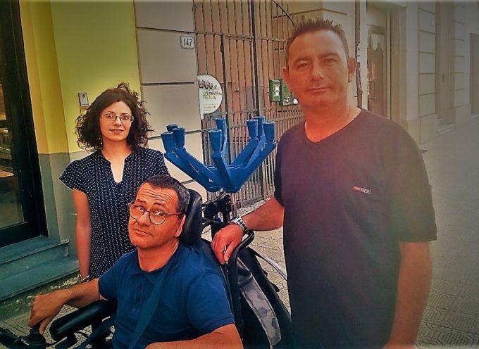 """Passalacqua e Giusti (SiAmo Lucca)  """"Il comune di Lucca con Tambellini  non ha tenuto conto dei diritti dei disabili"""""""
