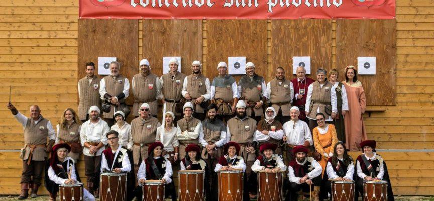 San Paolino al campionato di balestra LITAB