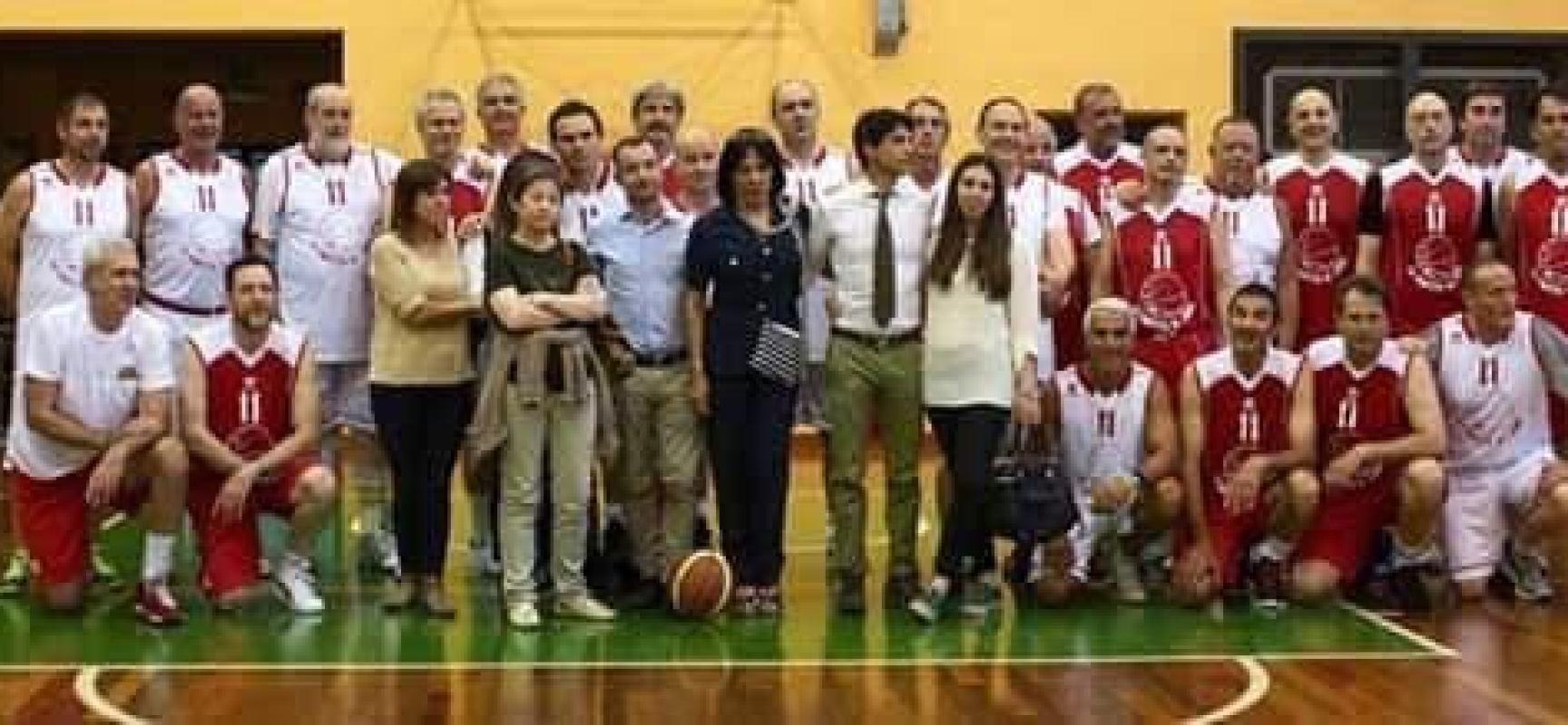 """Venerdì sera al Palatagliate basket e beneficienza con """"La partita di Vanni"""""""