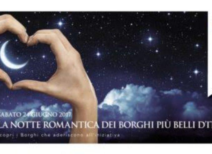 """Notte Romantica ne """"I Borghi più belli d'Italia"""""""