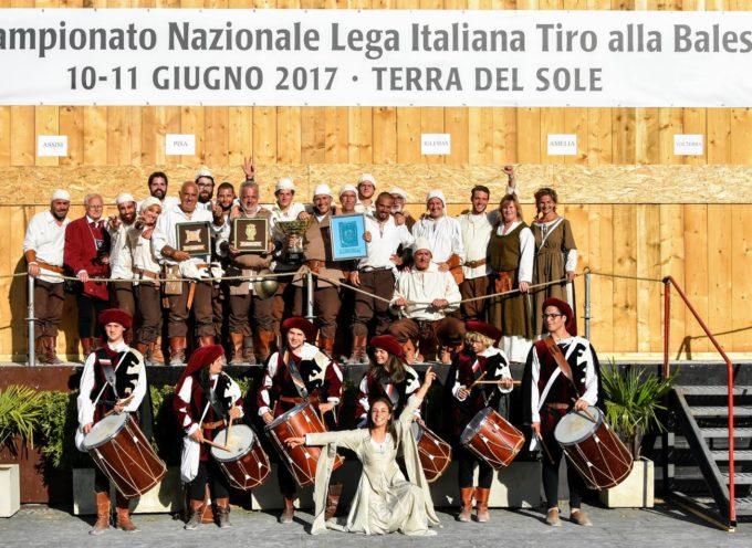 Contrade San Paolino – ottimi risultati al  campionato italiano LITAB