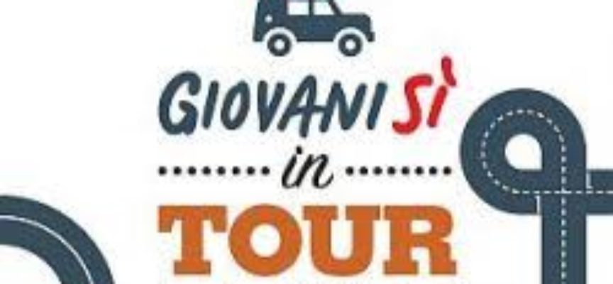 GIOVANISI TOUR ARRIVA A LUCCA