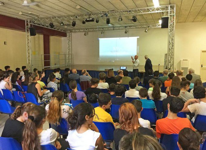 """SCUOLA DEL MARMO: L'OFFERTA FORMATIVA PRESENTATA AGLI STUDENTI DI SECONDA MEDIA DELLA """"ENRICO PEA"""""""