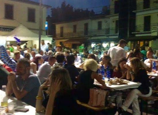 Piazza al Serchio: grande successo per l'VIII edizione della Notte Bianca