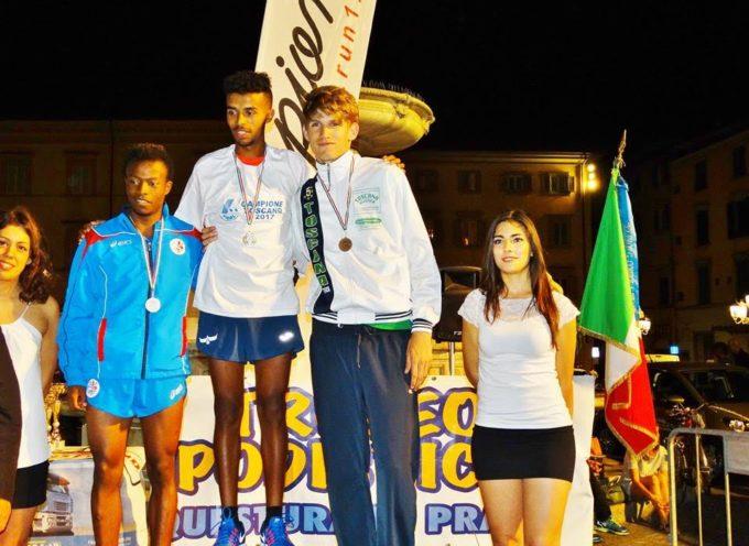 Castelli, Bendoni e Monini  i Neo Campioni Toscani del GS Orecchiella!