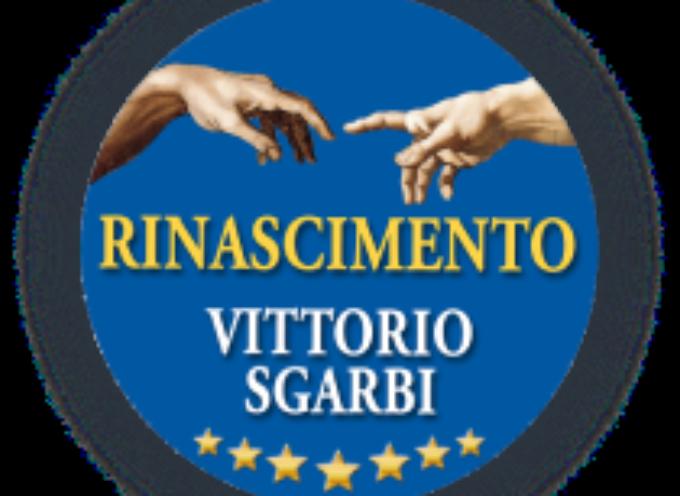 """""""Rinascimento"""" il movimento di Vittorio Sgarbi plaude alla elezione di Alessandro Tambellini a Sindaco di Lucca."""