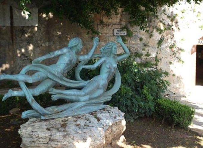 BAGNI DI LUCCA -FESTIVAL SHELLEY .. 8ª EDIZIONE .. Arethusa