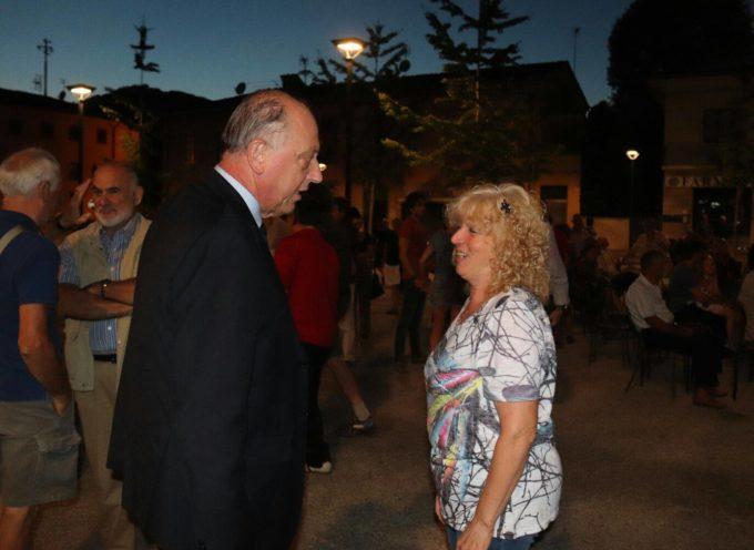 ALESSANDRO TAMBELLINI – INCONTRA LA POPOLAZIONE