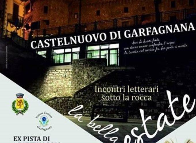 LA BELLA ESTATE a CASTELNUOVO DI GARFAGNANA,VENERDI' SI PARTE CON NADA