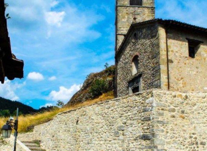 BORGO E´ BELLEZZA 2017 .. San Romano (Borgo a Mozzano)