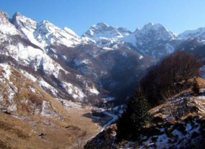 le previsioni del tempo in  Valle del Serchio