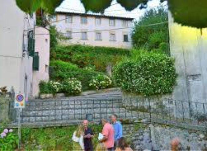 SHELLEY E PUCCINI .. Punti in comune,  VENERDI' 14 LUGLIO in via Umberto a Bagni di Lucca