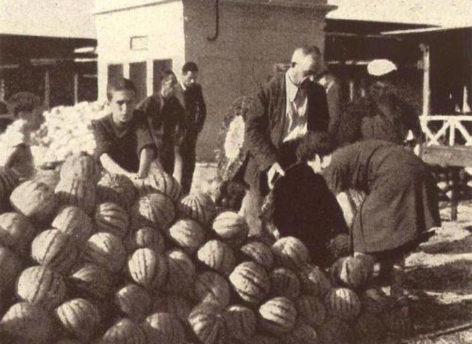 il Sabato: giretto al mercato…