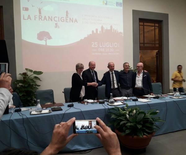 ALESSANDRO TAMBELLINI – Nuovo impulso alla valorizzazione del turismo lento.
