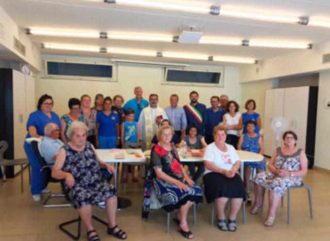 Operativo a Montecarlo il Centro Ricreativo per Anziani