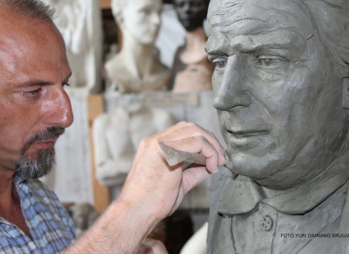 Verrà inaugurato Sabato 22 Luglio 2017 a Gorfigliano il busto commemorativo di Olimpio Cammelli realizzato dall'artista Gabriele Vicari.