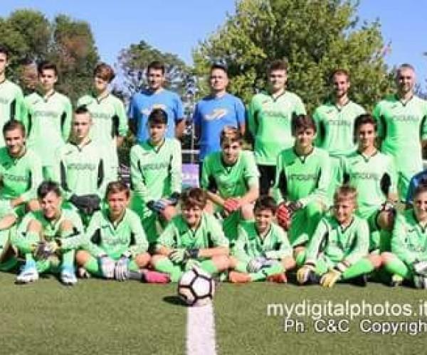 Fine settimana dedicato ai portieri a S.Romano Garfagnana con il team di Attaccalapalla