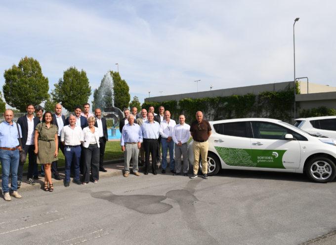 Sofidel e Nissan insieme per sviluppare la mobilità sostenibile
