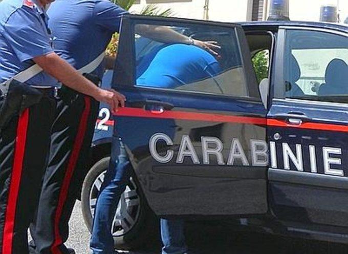 ARRESTATO DAI CARABINIERI, UN PREGIUDICATO ACCUSATO DI FURTI NEL 2016 SUL TERRITORIO LUCCHESE