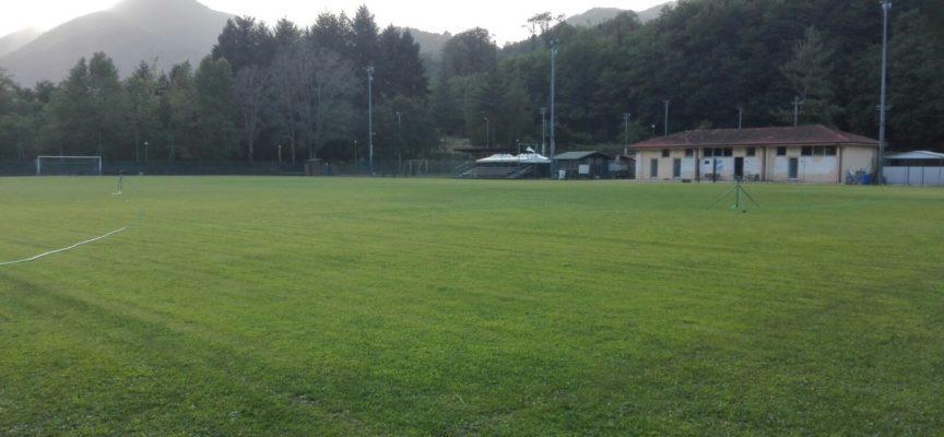 Impianto sportivo di Piegaio, pubblicato il bando per l'affidamento della gestione