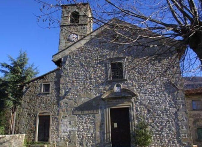 Chiesa di Borsigliana- apertura domenicale pomeridiana estiva per visite artistiche