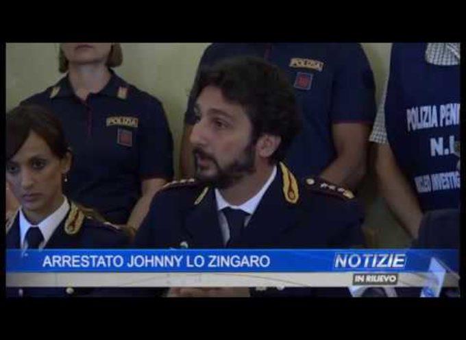 Conferenza Stampa sull'arresto di johnny lo zingaro[VIDEO]