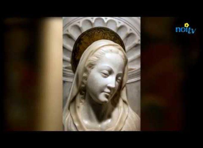 """La Chiesa di Vitoio ritrova la sua """"Madonnina""""[VIDEO]"""