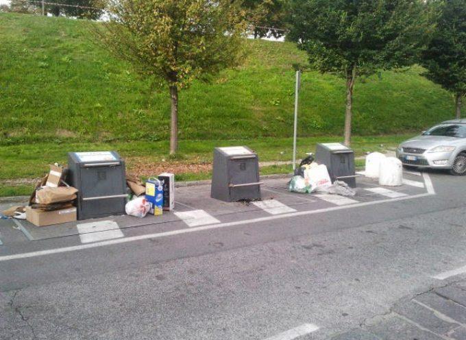 Rifiuti: nei prossimi giorni un servizio aggiuntivo per lo svuotamento dei cestini in centro storico di lucca