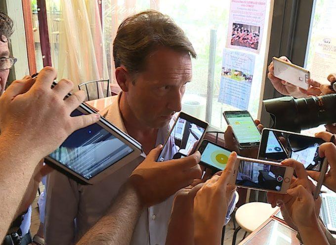 Santini divulga il testo della telefonata con Remaschi [VIDEO]