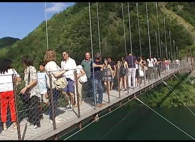 Vivi l'avventura a Vagli di Sotto grazie Vagli Park[video]