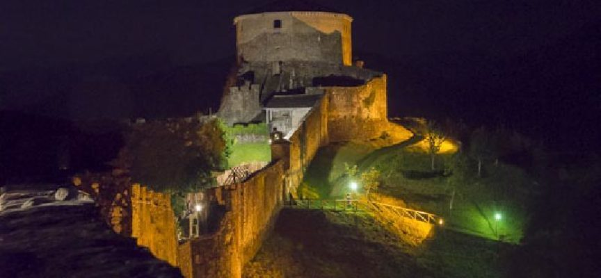 la fortezza delle Verrucole.