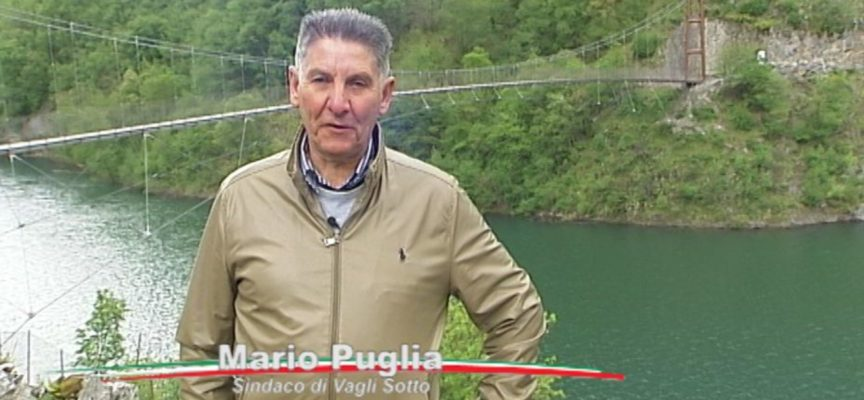 """Il sindaco Puglia: """"Voglio realizzare un tunnel per collegare Vagli con Arni"""