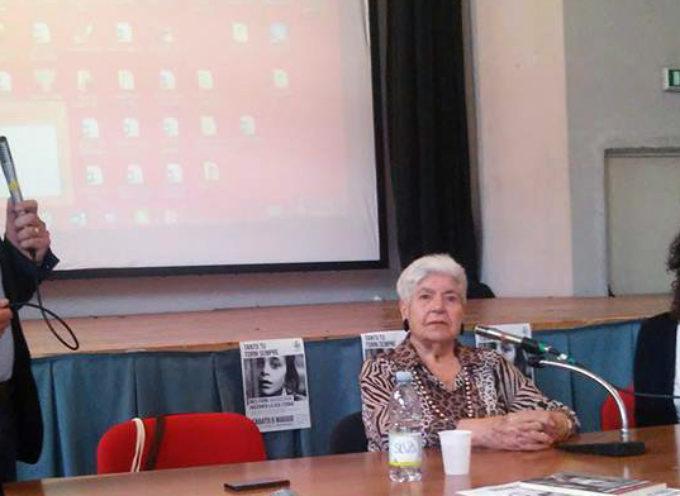 Gallicano conferisce la cittadinanza onoraria a Ignes Figini sopravvissuta ai campi di sterminio