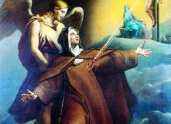 il santo del giorno, 9 luglio Santa Veronica Giuliani
