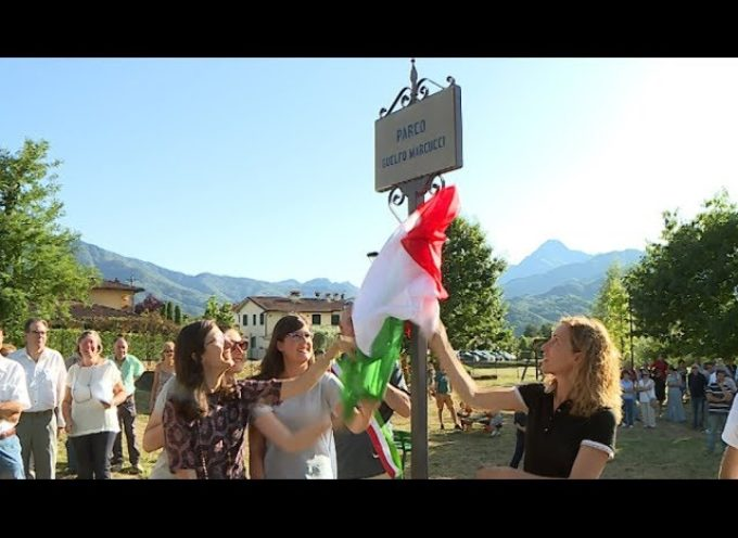 Un parco intitolato a Guelfo Marcucci