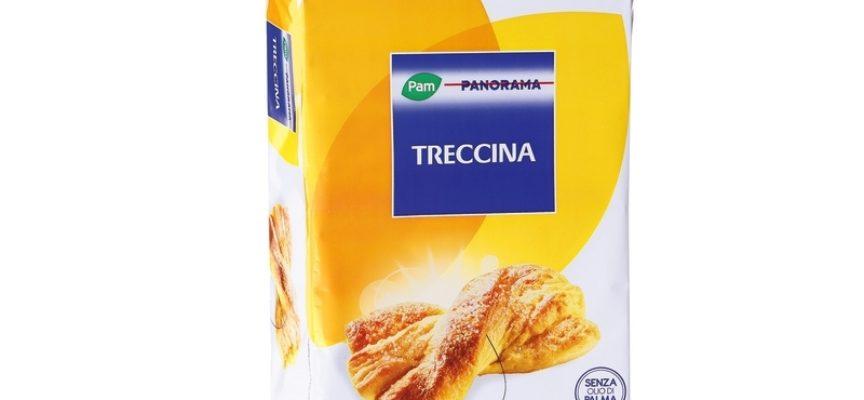 """Ritirate confezioni della merendina """"TRECCINA"""" zuccherata PAM PANORAMA per la presenza di muffa"""