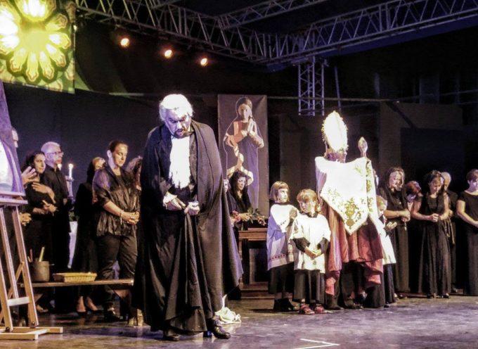 Grande successo per Tosca a Villa Borbone aspettando l'ultima serata di Danza in Villa per venerdì