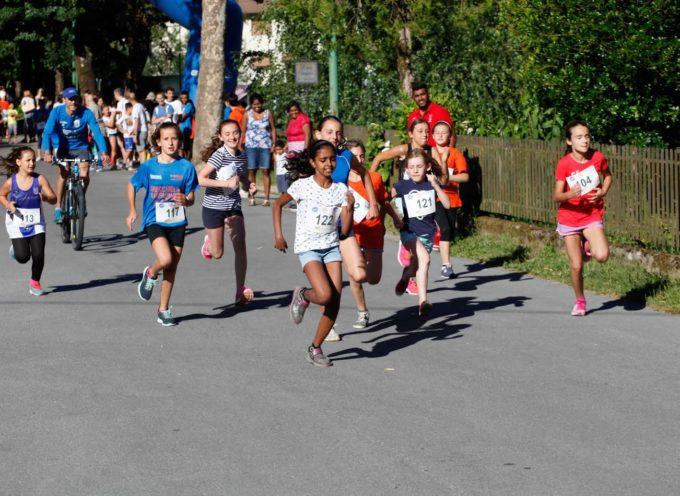 """STAFFETTA TORRITE FAMILY RUN"" L' Olimpiade del Sorriso in Garfagnana"
