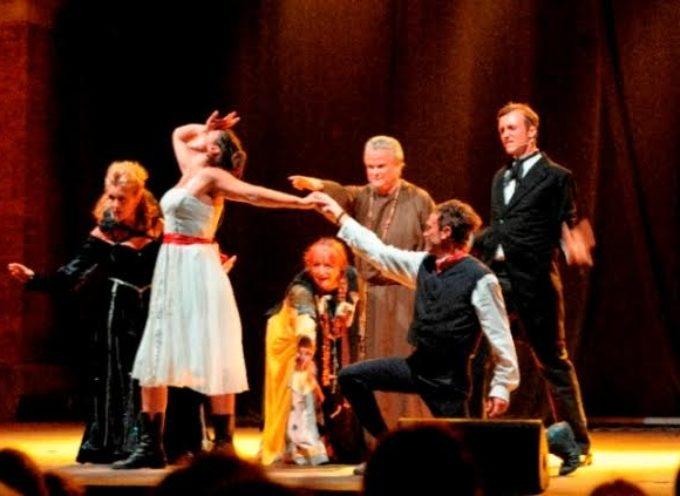 A Guamo (Lucca) per il festival Utopia del Buongusto in scena la parodia di Romeo e Giulietta