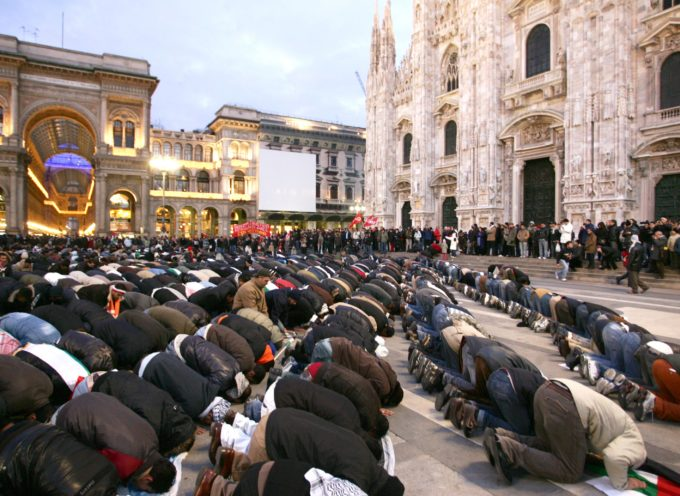 IUS SOLI: 4 'NUOVI ITALIANI' SU 10 SARANNO ISLAMICI…