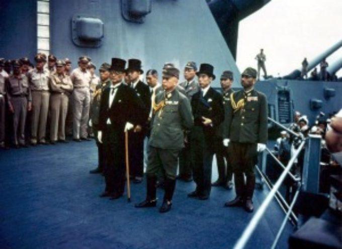 ACCADDE OGGI – 14 Agosto 1945, V-Day, il vero giorno della fine della Seconda Guerra Mondiale