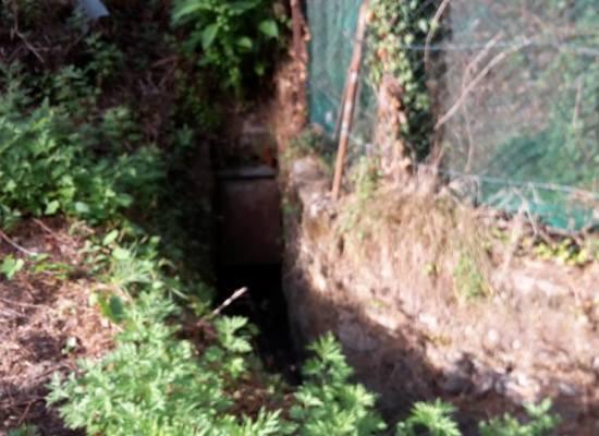 Piaggione…grazie alla Croce Verde di Ponte a Moriano sono state mantenute pulite le chiusure di sicurezza per eventi alluvionali.