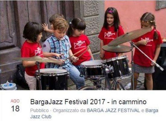 BARGAJAZZ FESTIVAL .IL Programma di agosto