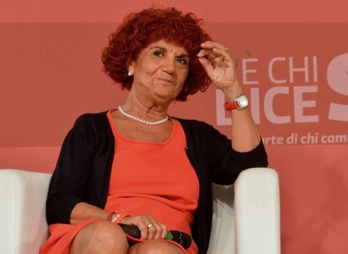 La Ministra dell'Istruzione,  Valeria Fedeli domenica prossima, 27 agosto, sarà in visita in Valle del Serchio.