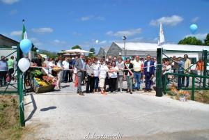 Anffas Inaugurazione nuove serre Carraia5