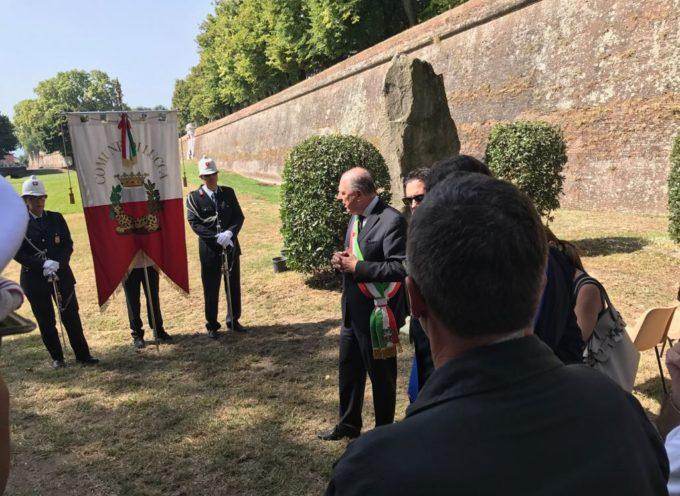 73° anniversario della morte di don Aldo Mei: intervento del sindaco Alessandro Tambellini