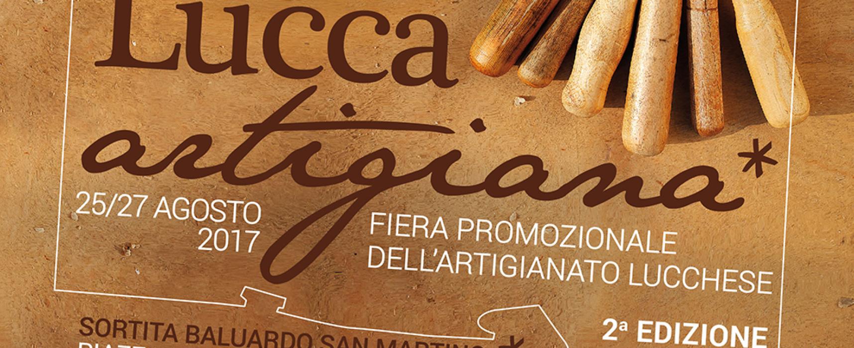 """LuccArtigiana: 19 le aziende pronte ad esporre i prodotti """"made in Lucca"""""""