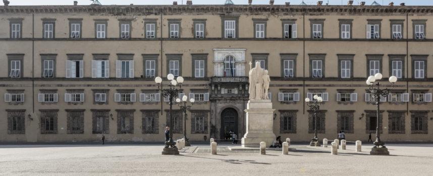 LA PRIMA SEDUTA  DEL NUOVO CONSIGLIO PROVINCIALE DI LUCCA